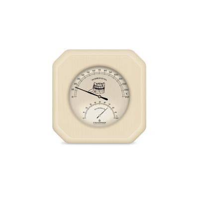 Термо-гигрометр для сауны ТГС-1