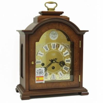 Настольные механические часы SARS 0092-340 Walnut