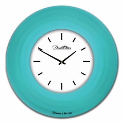 Настенные часы из стекла Династия 01-030