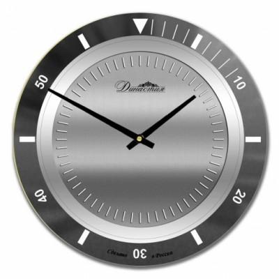 Настенные часы из стекла Династия 01-051