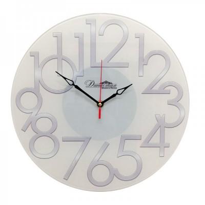 Настенные часы из стекла Династия 01-085