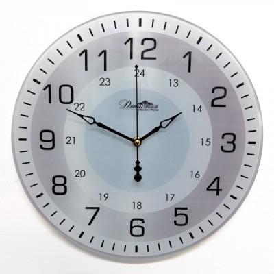 Настенные часы из стекла Династия 01-086