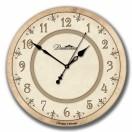 Настенные часы из дерева Династия 02-020