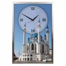 """Настенные часы из песка Династия 03-200 """"Казань"""""""