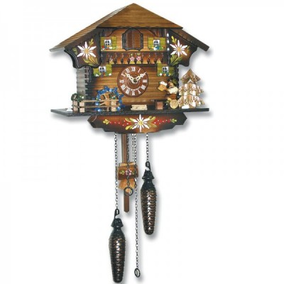 Часы с кукушкой SARS 0400-8M