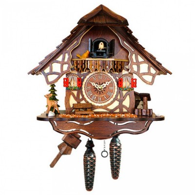 Часы с кукушкой SARS 0416-8M