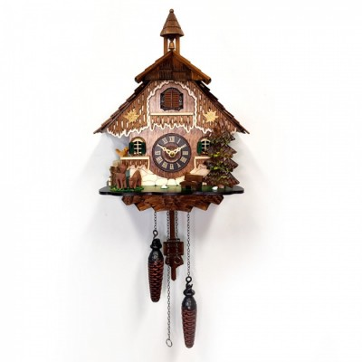 Кварцевые часы с кукушкой SARS 0431-8M