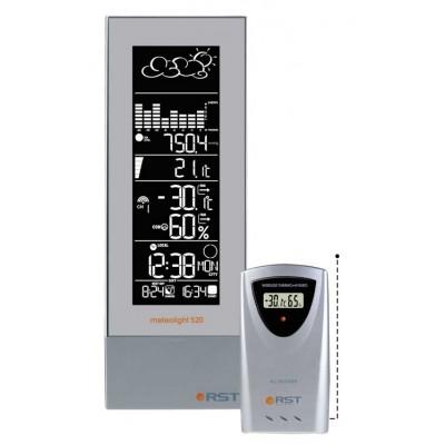 RST 02520 Домашняя цифровая метеостанция с электронным барометром iQ520
