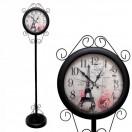 Настенные часы GALAXY AYP-810-5 Black