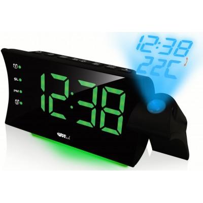 BVItech BV-435 Проекционные часы с синей проекцией