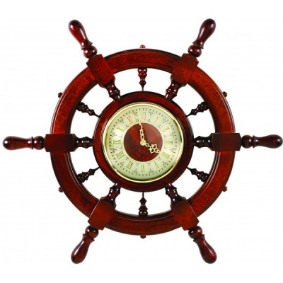 ШЧСТ-С11 Штурвал сувенирный часы