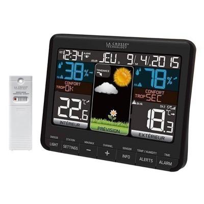 La Crosse WS6825 Домашняя метеостанция с цветным экраном