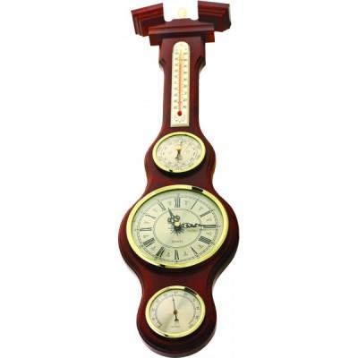 Метеостанция часы барометром М-55