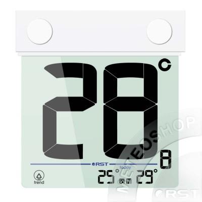 Термометр на липучке RST