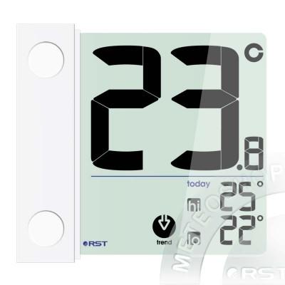Цифровой оконный термометр