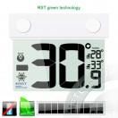 Цифровой термометр на липучке с солнечной батареей