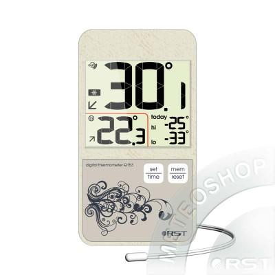 Цифровой термометр iPhone style