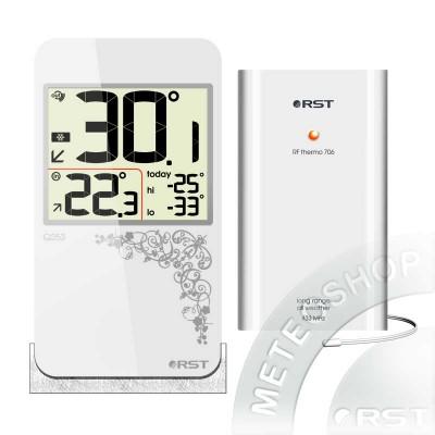 RST 02253 Цифровой термометр с радиодатчиком