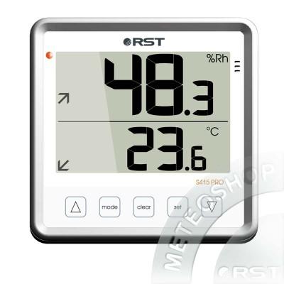 Профессиональный цифровой термогигрометр