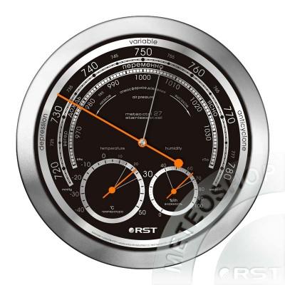 RST 07827 Метеостанция барометр Meteo Ctrl 27