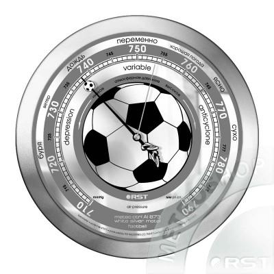 """RST 07873 Барометр """"Футбол"""" Ctrl Al 873"""