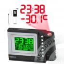 RST 32703 Часы проекционные с радиодатчиком