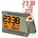 RST 32758  Проекционные часы будильник