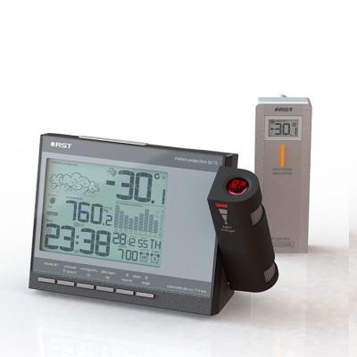 Часы проекционные – метеостанция RST 32775