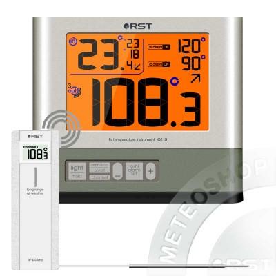 Термометр банный с радиодатчиком