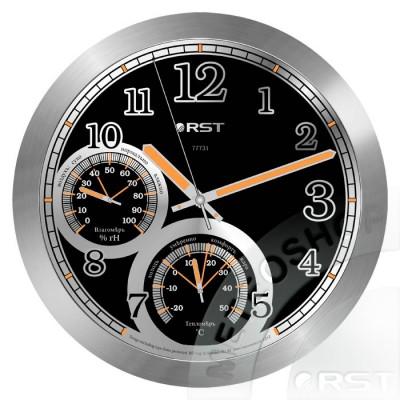 RST77731 Светящиеся настенные часы