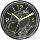 RST 77742 Светящиеся настенные часы