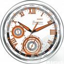 RST 77743 Cветящиеся настенные часы, мировое время