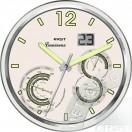 RST 77745 Светящиеся настенные часы