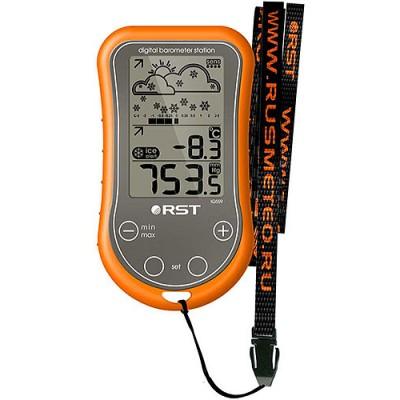 RST 02559 Цифровой барометр для рыбаков и охотников iQ559