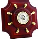 ШБСТ-С15 Штурвал сувенирный, барометр