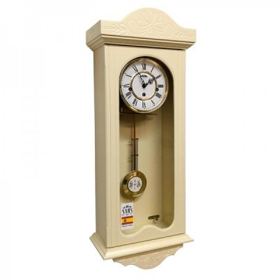 Настенные механические часы SARS 8547-341 Ivory
