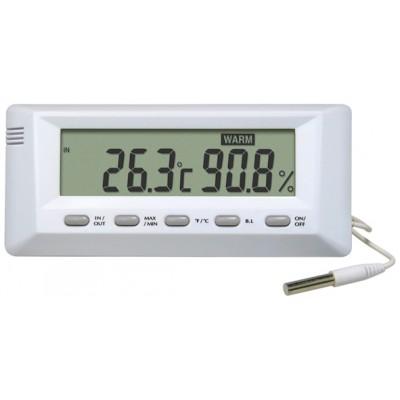 Meteomaster T262225 Электронный цифровой термогигрометр