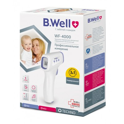 B.Well WF-4000 Термометр медицинский инфракрасный