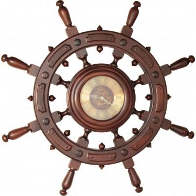 Штурвал Адмирал часы (8 ручек)