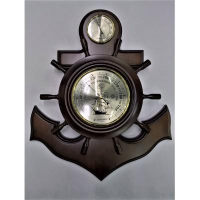 БМ-74 Якорь сувенирный барометр
