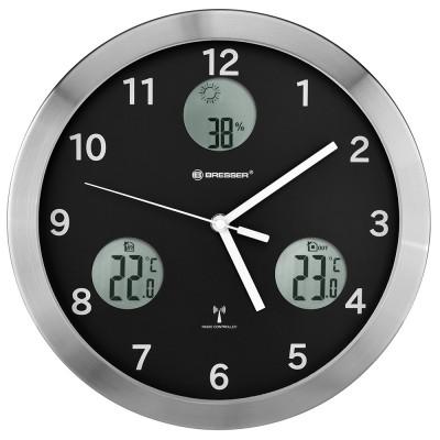 Bresser MyTime io, Метеостанция настенные часы