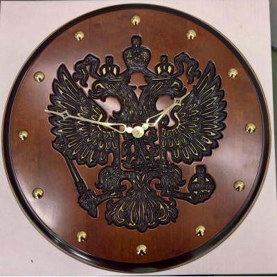 Настенные часы Герб