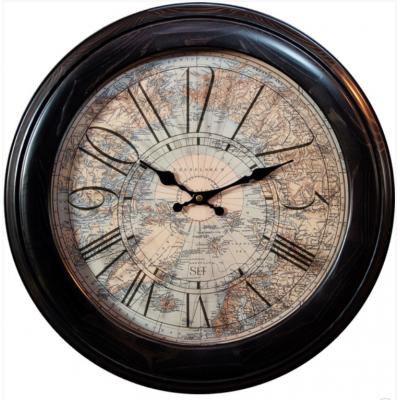 """Настенные часы """"Северный полюс"""""""