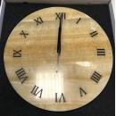 Настенные часы из натурального камня Art Stone оникс OM015