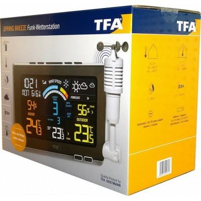TFA 35.1140.01 Цифровая метеостанция с анемометром