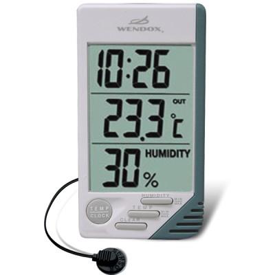 Wendox W241 Электронный цифровой термогигрометр