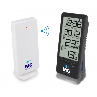 MG 01202 Цифровой термометр с радиодатчиком