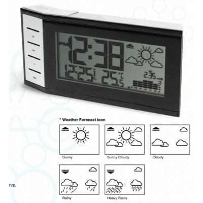 Wendox W39B4-B Электронная цифровая домашняя метеостанция