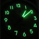 Светящиеся настенные часы