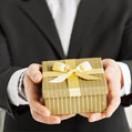 Подарки партнерам по бизнесу